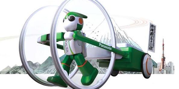 Panasonic Evolta roboti 500 km rännaku võidukas lõpp plaanitust varem