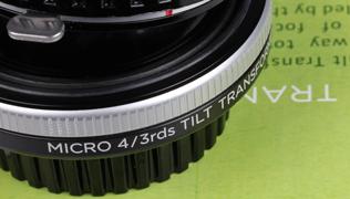 Karbist välja: Lensbaby Tilt Transformer Micro 4/3 kaameratele