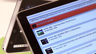 Karbist välja: ViewSonic ViewPad 7 tahvelarvuti