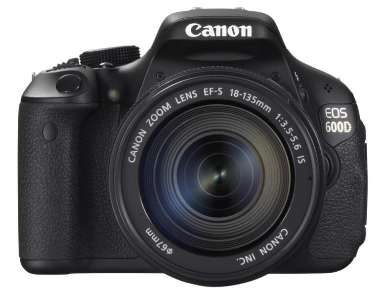 Canon esitleb peegelkaamertat EOS 600D