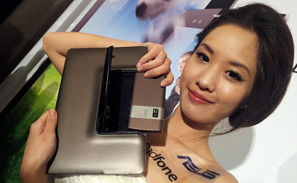 Asus Padfone - nutitelefoni ja tahvelarvuti sümbioos