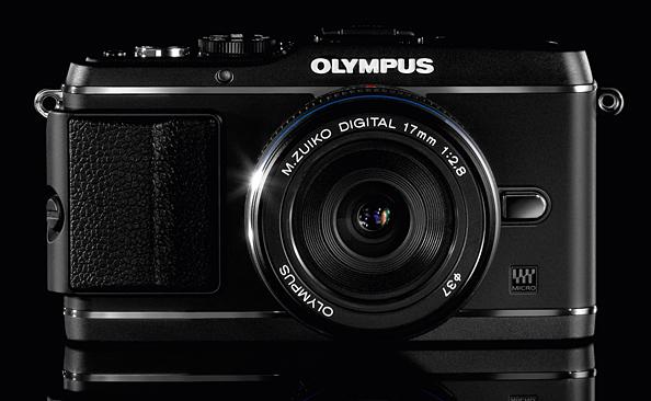 Olympus tuleb kolme uue hübriidkaameraga: Pen Lite, Pen Mini ja Pen E-P3