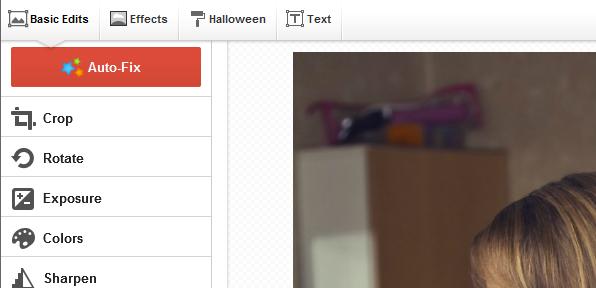 Google+ lisas fotode töötlemise võimaluse