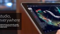 Adobe hülgab Photoshop Touchi kuid töötab uue rakenduse kallal