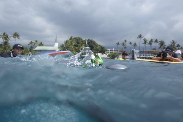 Panasonic Evolta robot läbis Hawaii Raudmehe triatloni
