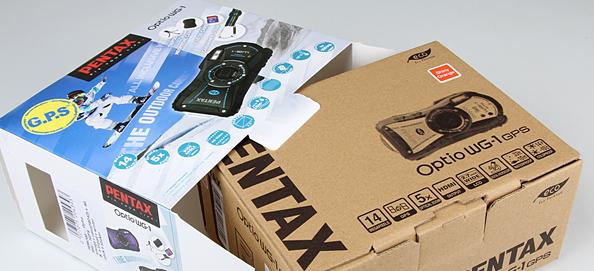 Karbist välja: Pentax Optio WG-1 GPS talvekomplekt