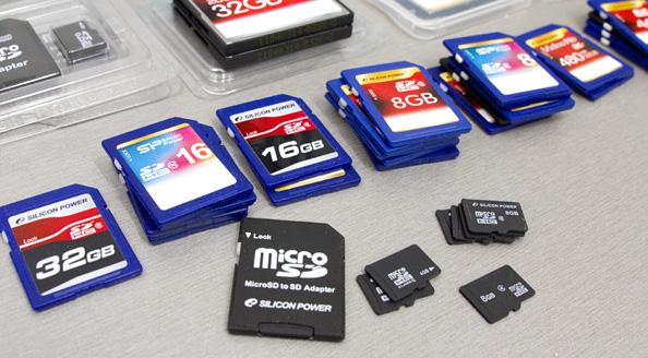 Восстановление данных с карты памяти в СПб