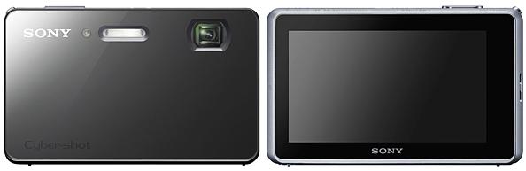 Sony DSC-TX200V kompab kompaktkaamerate piire