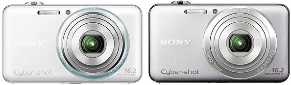 Sony Cyber-shot DSC-WX50 ja DSC-WX70