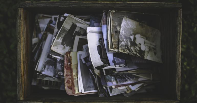 Anna vanadele fotodele digitaalne kuju ja too need soodsalt skaneerimisele
