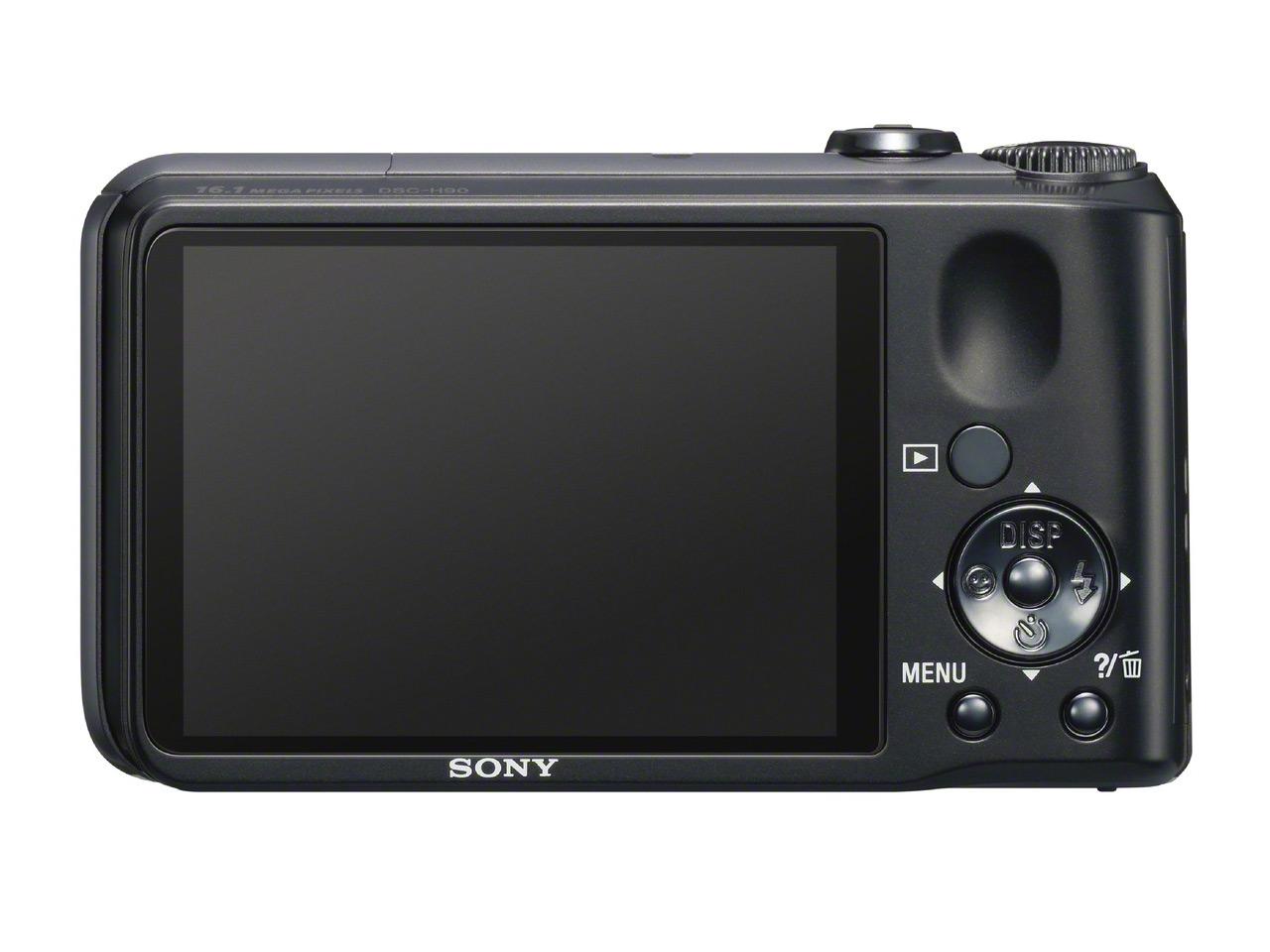 Sony toob lagedale viis hea suumiga digikaamerat HX200V, HX30V, HX20V, HX10V ja H90
