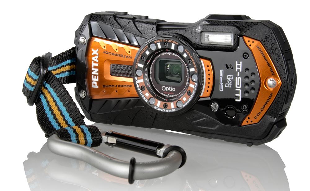 Point TV – 80. Pentax Optio WG-2 GPS veekindel kompaktkaamera