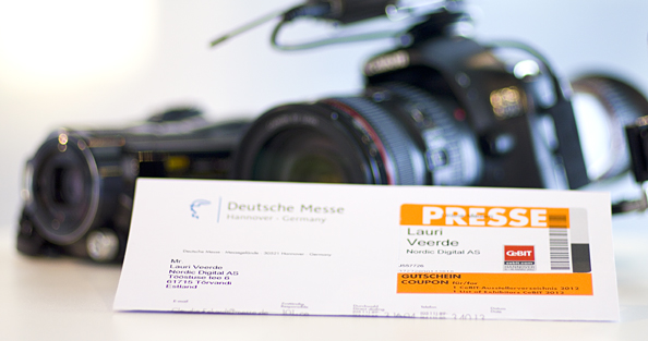 Photopointi ajaveeb CeBIT 2012 elektroonikamessil