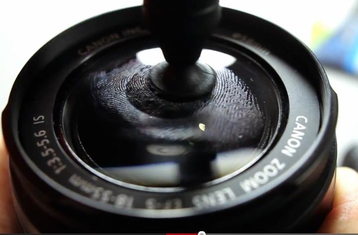 Point TV - 77. Võlupliiats objektiivi esiläätse puhastamiseks - Lenspen