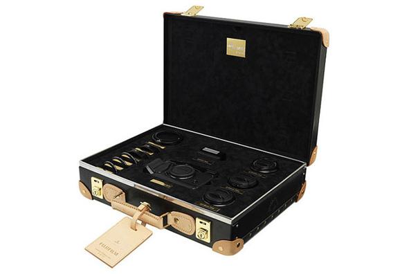 Fujifilm X-Pro1 7000 eurone kohver äriklassis reisijatele