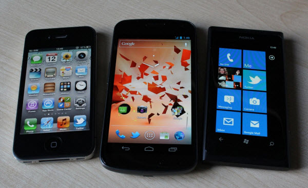 Samsung seljatas mobiiliturul kummikufirma