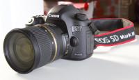 Karbist välja: Canon EOS 5D Mark III peegelkaamera