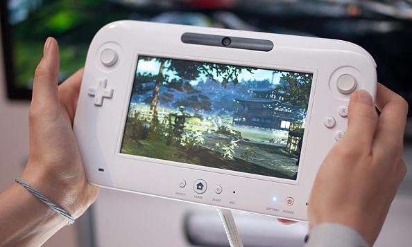 Wii U mängukonsool – vastulöök Nintendo laboratooriumitest
