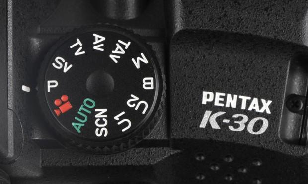Karbist välja: Pentax K-30