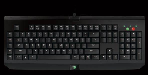 Musti leski igale maitsele ehk Razer Black Widow  on tagasi