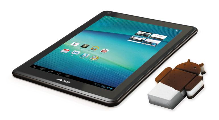 Archos 97 Carbon tahvelarvuti uhkeldab suure IPS-ekraaniga ja rabab väikse hinnaga