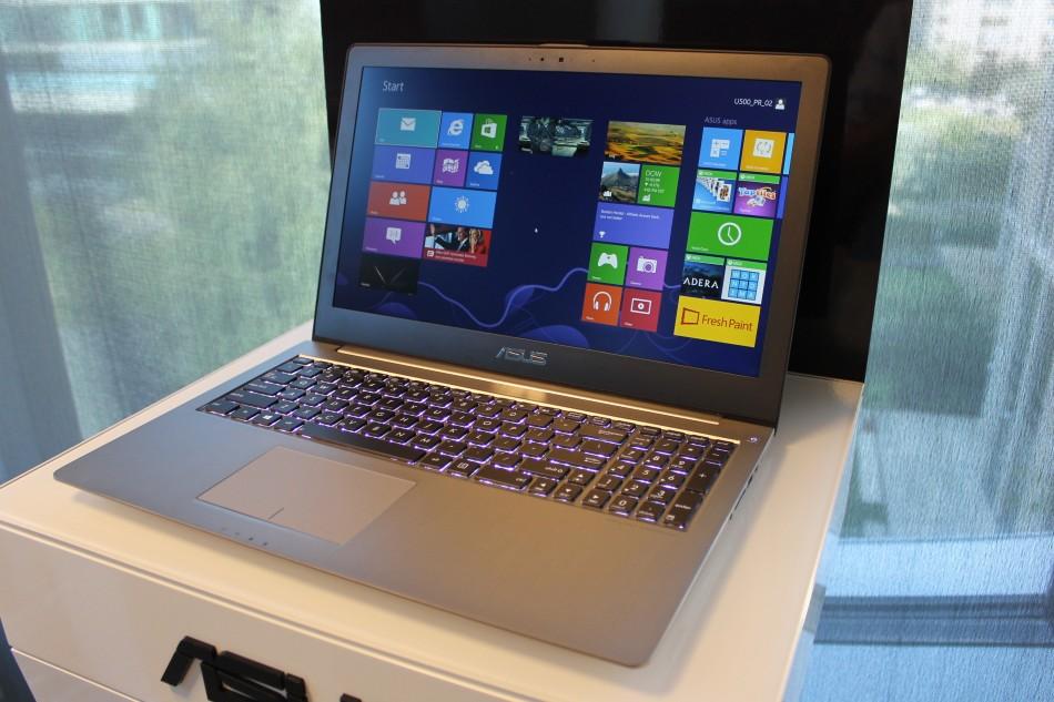 ASUS Zenbook U500 sülearvuti paneb hinna üle mediteerima