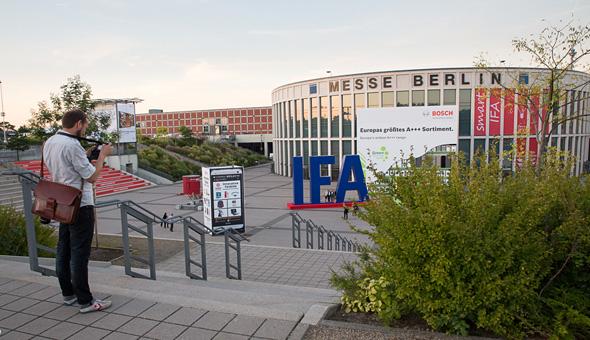 Photopointi ajaveeb OTSE: IFA 2013 elektroonikamess