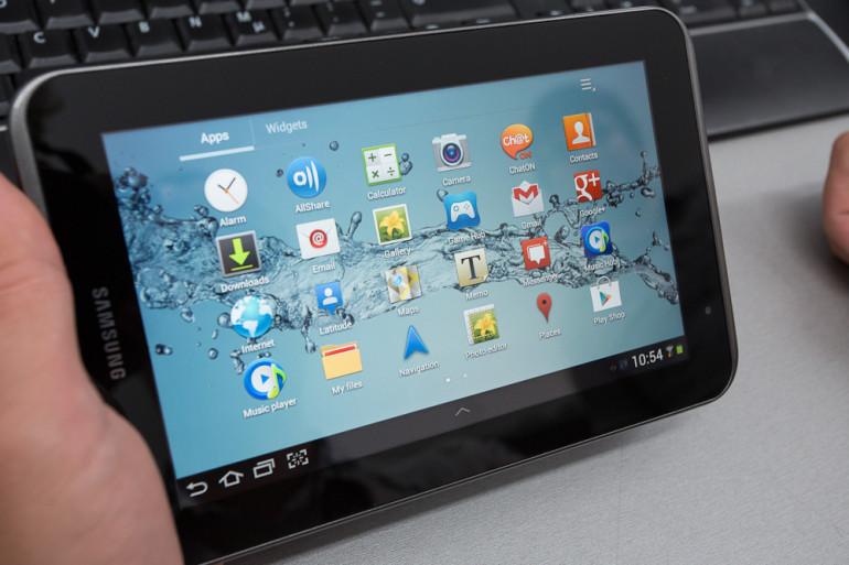 """Karbist välja: Samsung Galaxy Tab 2 tahvelarvuti - 7.0"""" ekraaniga"""