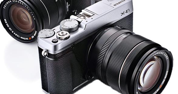 Fujifilm esitleb X-E1 hübriidkaamerat. Midagi enamat kui lihtsalt retro