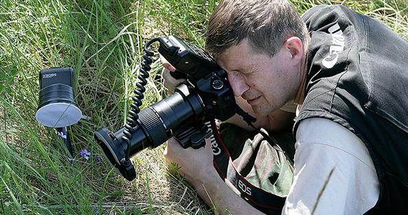 Urmas Tartese fotokursus toob makrofotograafia huvilisele koju kätte
