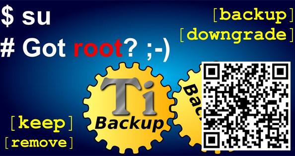 Nädala rakendus Androidile 48. Titanium Backup ★ root