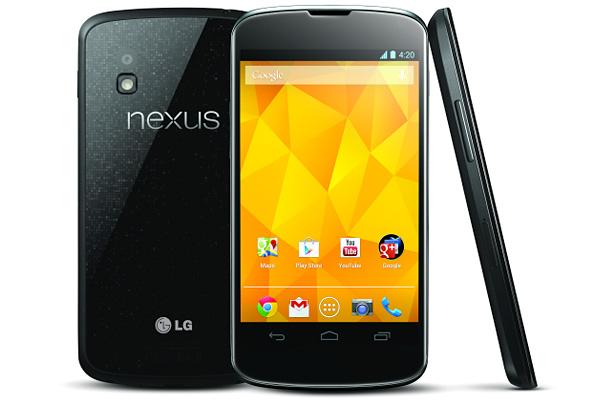 Uus Google Nexus 4 Android-telefon – Google'i ja LG armastuse vili