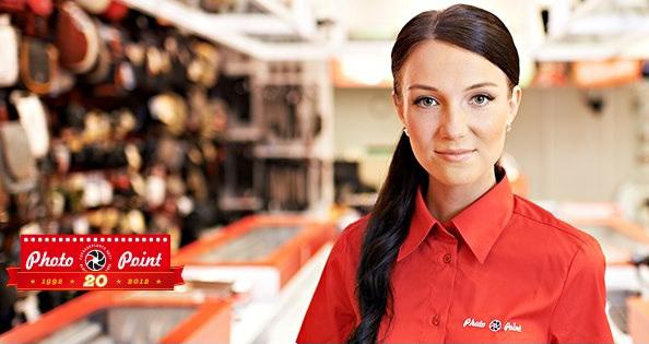 Photopoint pakub tööd: klienditeenindaja Tartus