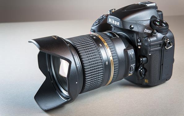Tamroni 24-70mm F2.8 objektiivi saab nüüd laenutada Photopointi fototehnika rendist
