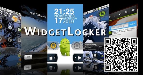 Nädala rakendus Androidile 52. WidgetLocker