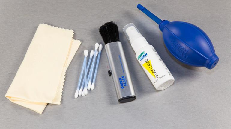 Kasulikud vidinad 43. Green Clean puhastuskomplekt