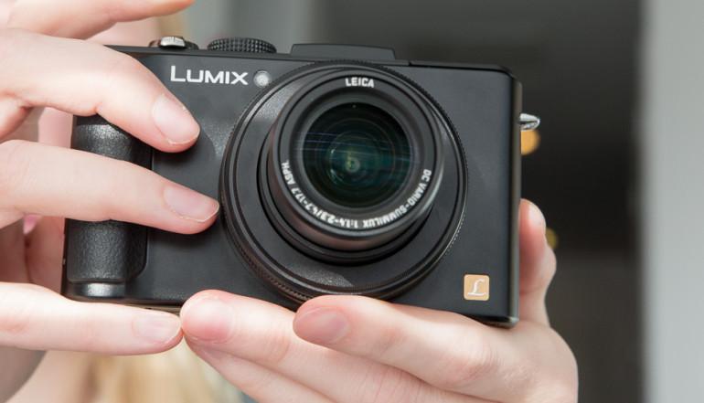 Karbist välja: Panasonicu kompaktkaamerate lipulaev Lumix LX-7