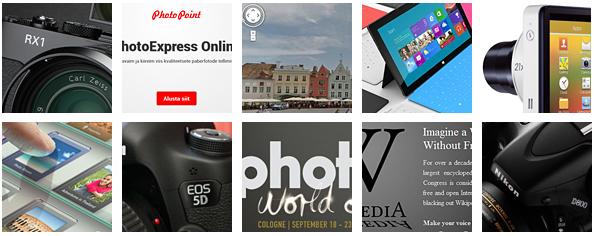 Photopointi ajaveebi 2012. aasta 10 kuumimat postitust