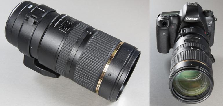 Karbist välja: Tamron 70-200mm f/2.8 VC USD suumobjektiiv
