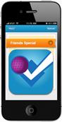 Foursquare'iga Photopointist sõbrapäevaüllatus
