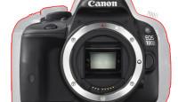Canon EOS 100D on maailma väikseim ja kergeim peegelkaamera