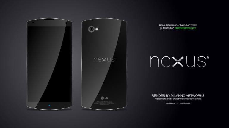 Eest ära S4 ja One, Nexus 5 tuleb