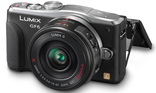 Panasonic Lumix DMC-GF6 - kompaktne hübriidkaamera tõsisele pildistajale