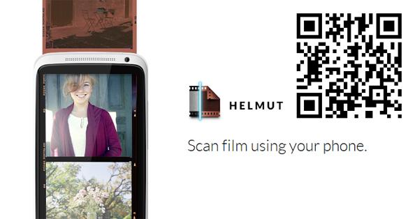 Nädala rakendus Androidile 74. HELMUT Film Scanner ning digitaliseeri nutitelefoniga fotofilme