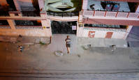 Kompaktkaameraga Indias - teekonna algus