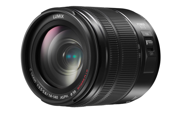 Panasonic Lumix G VARIO 14-140mm f/3.5-5.6 ASPH./POWER O.I.S