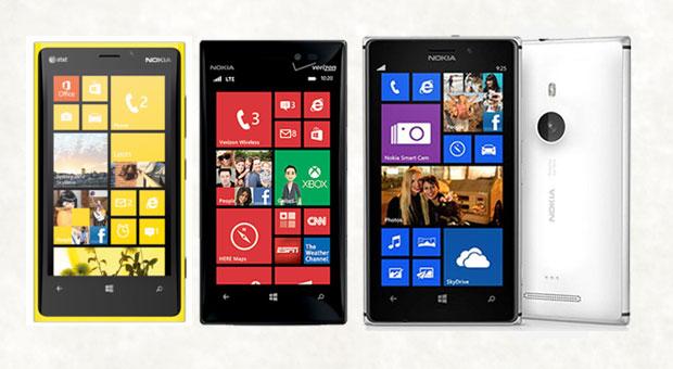 Nokia lipulaev pooldub lombi taga hoogsalt ehk Nokia Lumia 925 ja Lumia 928