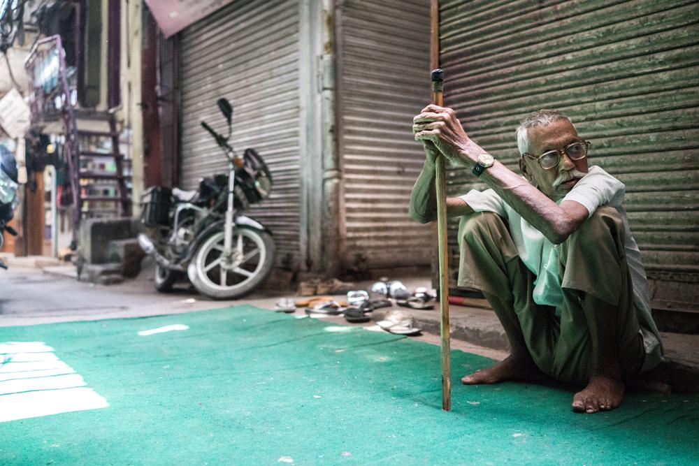 Kompaktkaameraga Indias 18. Viimane peatuspaik - New Delhi