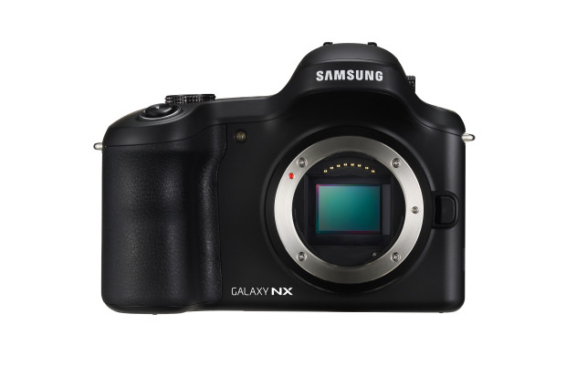 Galaxy_NX_front_without_lens_black