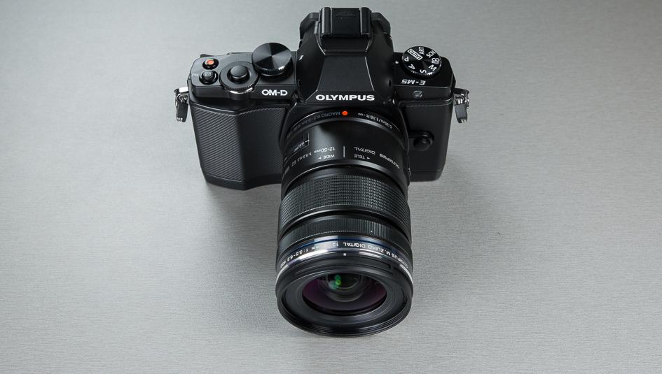 Karbist välja: Olympus OM-D E-M5 Power Kit